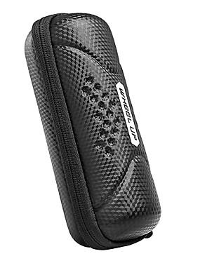 billige Sport og friluftsliv-Wheel up 1 L Vesker til sykkelramme Bærbar Sykling Fukt-sikker Sykkelveske PU EVA Sykkelveske Sykkelveske Sykling Utendørs Trening Sykkel