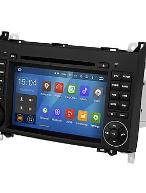 billige Ugentlige tilbud2-wsd2025 7 tommers android 8.0 firekjerners cpu 2 din bil-dvd-spiller berøringsskjerm for Mercedes-Benz B200