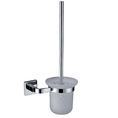 Tuvalet Fırçası Tutacağı Yüksek kalite Çağdaş Pirinç 1 parça - Otel banyo
