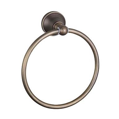 Κρεμάστρα Υψηλή ποιότητα Πεπαλαιωμένο Ορείχαλκος 1 τμχ - Ξενοδοχείο μπάνιο πετσέτα δαχτυλίδι