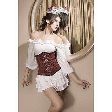 fermeture busc en satin devant corsets shapewear occasion spéciale