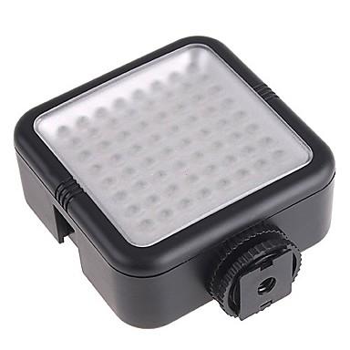 64-LED Pro Videoleuchte für DV-Camcorder Beleuchtung dslr