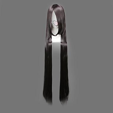 Cosplay Wigs One Piece Boa Hancock Anime Cosplay Wigs 48 inch Otporna na toplinu vlakna Žene Halloween perika