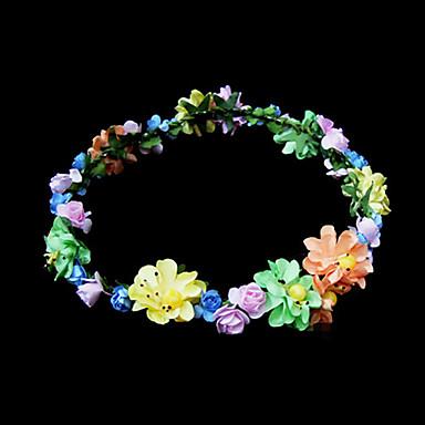 Kristal / Tekstil / Papir tijare / Cvijeće s 1 Vjenčanje / Special Occasion / Zabava / večer Glava