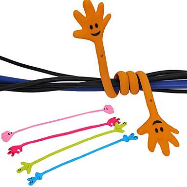 hand vzor navíječ kabelu