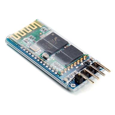 hc-06 4-nastainen langaton bluetooth rf -lähetin -moduuli arduinoon