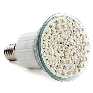 2800 lm E14 GU10 E26/E27 Spot LED PAR38 60 diodes électroluminescentes LED Haute Puissance Blanc Chaud Blanc Naturel AC 220-240V