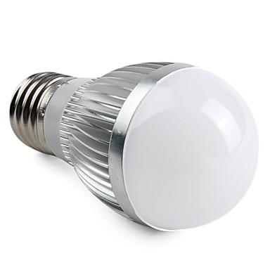 billige Elpærer-LED-globepærer 5000 lm E26 / E27 A50 15 LED perler SMD 5630 Naturlig hvit 220-240 V / # / CE