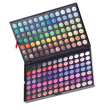 Palette di ombretti Gamma di colori dell'ombretto Cipria