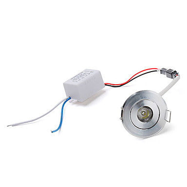 3000lm Kattovalaisimet 1 LED-helmet Teho-LED Lämmin valkoinen 85-265V