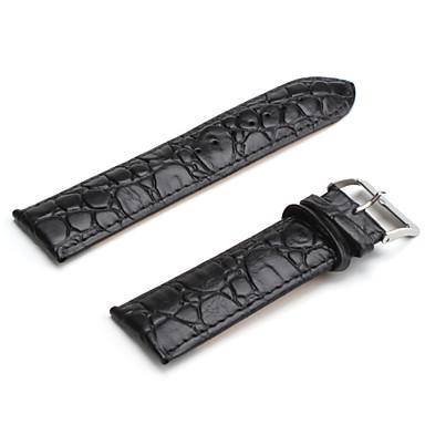 Uhrenarmbänder Leder Uhren Zubehör 0.017 Gute Qualität