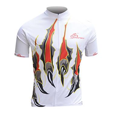 Men's Short Sleeves Bike Quick Dry, Breathable, Summer