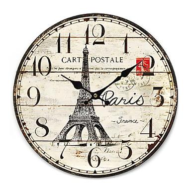 dům nástěnné hodiny