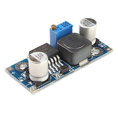dc 3 ~ 40v - dc 1.5 ~ 35v ayarlanabilir basamak güç kaynağı modülü