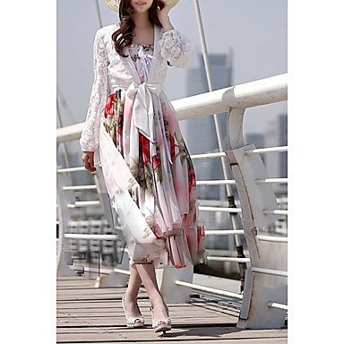 Nice Long Sleeve Chiffon Special Occasion Jacket