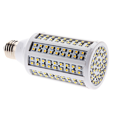 2700 lm E26/E27 LED Mısır Işıklar T 216 led SMD 3528 Sıcak Beyaz AC 220-240V