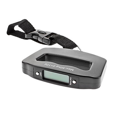 elektronik bagaj ölçek (50kg)