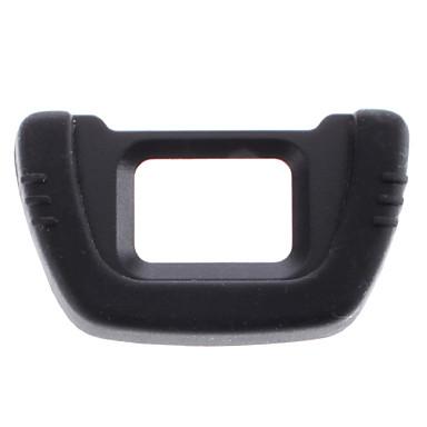 DK-21 din cauciuc ocular cupa pentru ochi pentru Nikon D300 D200 D90 D80 (negru)