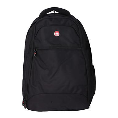 29L Laptop Tasche / Wandern Tagesrucksäcke Camping & Wandern / Schule / Reisen Wasserdicht / Wasserdichter Reißverschluß PU-Leder / Oxford