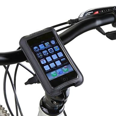Bolsa de Bicicleta Bolsa para Guidão de Bicicleta Prova-de-Água Bolsa de Bicicleta Ripstop 600D Bolsa de Ciclismo Ciclismo / Moto