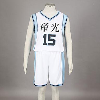 Inspiriert von Kuroko kein Basket Kagami Taiga Anime Cosplay Kostüme Cosplay Kostüme Druck Ärmellos Weste Unterhose Für Herrn