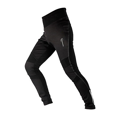 Men's Cycling Pants Bike Tights, Thermal / Warm, Quick Dry, Breathable, Reflective Strips