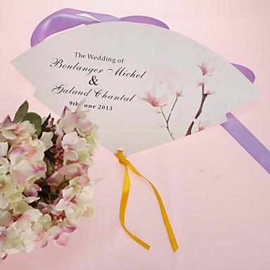 Erikoistilaisuus Materiaali Wedding Kunniamerkit Kukkais-teema / Klassinen teema Kevät Kesä Kevät, Syksy, Talvi, Kesä