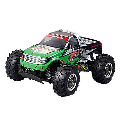 RC Car YX-3427 Truck Off Road Car 1:10 Brush Electric KM/H 2.4G