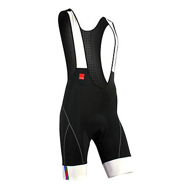 Santic Cycling Bib Shorts Men S Bike Bib Shorts Padded Shorts