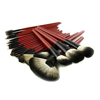 22 Set di pennelli Pennello di nylon / Altro / Pennello di pony / Pennello di capra / Capelli sintetici Viso / Occhi / Labbro