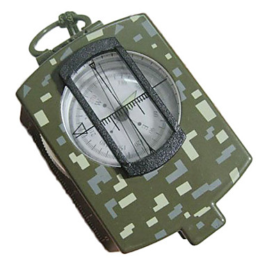 Multifunctional Metal Compass