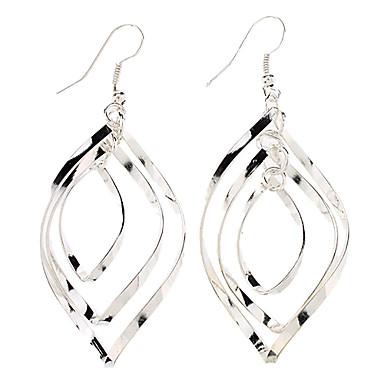 Pentru femei Modă Plastic Argintiu Picături Bijuterii Zilnic Costum de bijuterii
