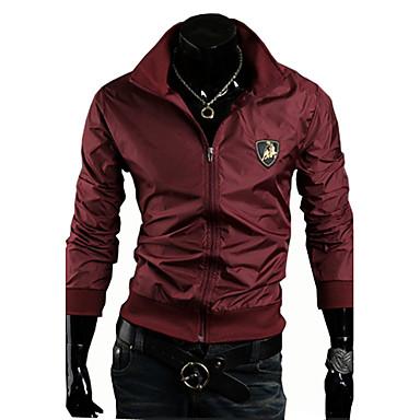 Männer Ständer Basic-Coat