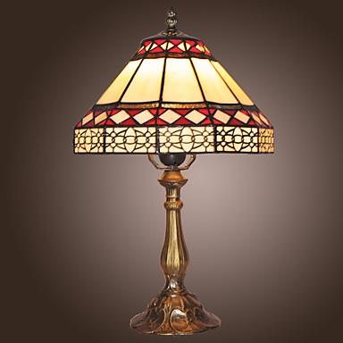 Tiffany Επιτραπέζιο φωτιστικό Μέταλλο Wall Light 110-120 V / 220-240 V Max 40W