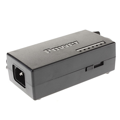 96W Universal Notebook Power Adapter med 8 separate stik (EU, Sort)