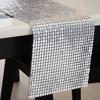 Moderne Aluminum Pailletter bordløber