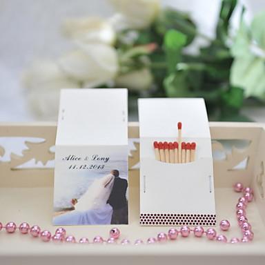 Parti / Parti / Gece Malzeme Sert Kart Kağıdı Düğün Süslemeleri Kumsal Teması / Tatil / Klasik Tema / Düğün Bahar Yaz Tüm Mevsimler