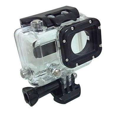Protective Case Waterproof Housing Case Waterproof For Action Camera Gopro 3 Plastic