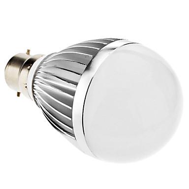 3000lm B22 LED Küre Ampuller A60(A19) 18 LED Boncuklar SMD 5730 Sıcak Beyaz 85-265V