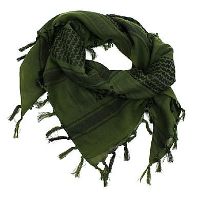 venkovní hlava krk šátek bavlněný prach prevenci biskvit, černá, šedá, červená, zelená