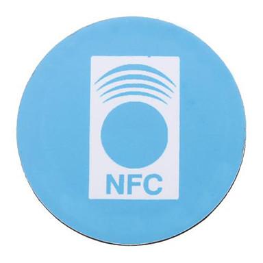 Rfid yapışkan nfc etiket ile arka tutkal (10 adet)