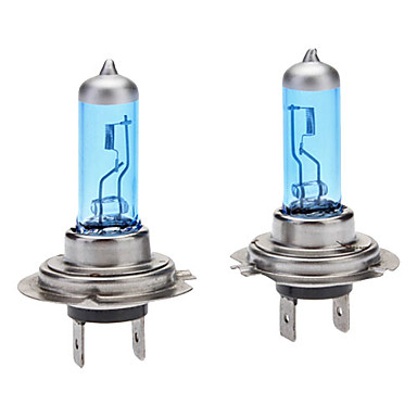 2pcs H7 Auto Leuchtbirnen 100W Halogen Scheinwerfer For Universal