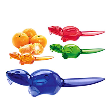 1 piese Peeler & Razatoare For pentru Fructe Oțel Inoxidabil Novelty / Multifuncțional / Nelipicios / Bucătărie Gadget creativ