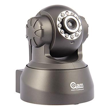 NEO Coolcam 0.3 MP PTZ Indendørs with Dag NatDag Nat Bevægelsessensor Fjernadgang Wi-Fi Beskyttet Setup Plug and play)