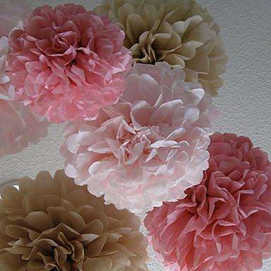 Svadba Miješani materijal Vjenčanje Dekoracije Cvjetni Tema / Klasični Tema Zima Proljeće Ljeto Jesen Sva doba