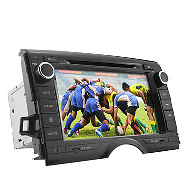 8-inch 2 Din TFT Screen In-Dash Car DVD Player For Toyota Reiz With Bluetooth,Navigation-Ready GPS,iPod-Input,RDS