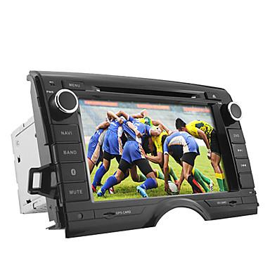 8 pouces 2 din lecteur DVD de voiture écran TFT au tableau de bord pour Toyota Reiz avec Bluetooth, GPS de navigation-prêt, ipod-entrée, RDS