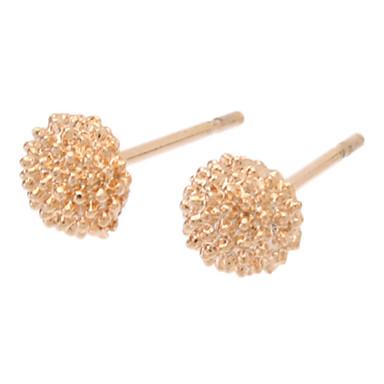 Women's Gold Stud Earrings - Earrings For Daily