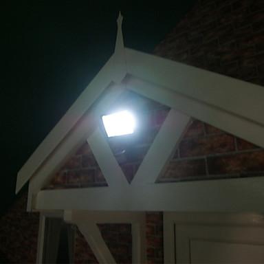 Alimentat cu energie solară lumina de inundații LED - Motion Detection, Whit Pir senzor de mișcare, intemperii (Cis-57131)