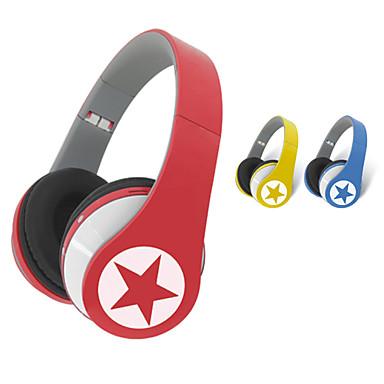 HV-H99TF Über Ohr / Stirnband Kabellos Kopfhörer Kunststoff Spielen Kopfhörer Headset